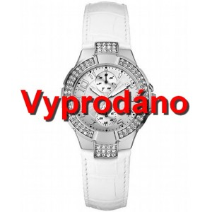 Dámské hodinky Guess Prism U10580L1 Swarovski