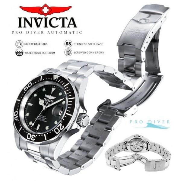 Pánské hodinky Invicta Pro Diver Automatic 8926