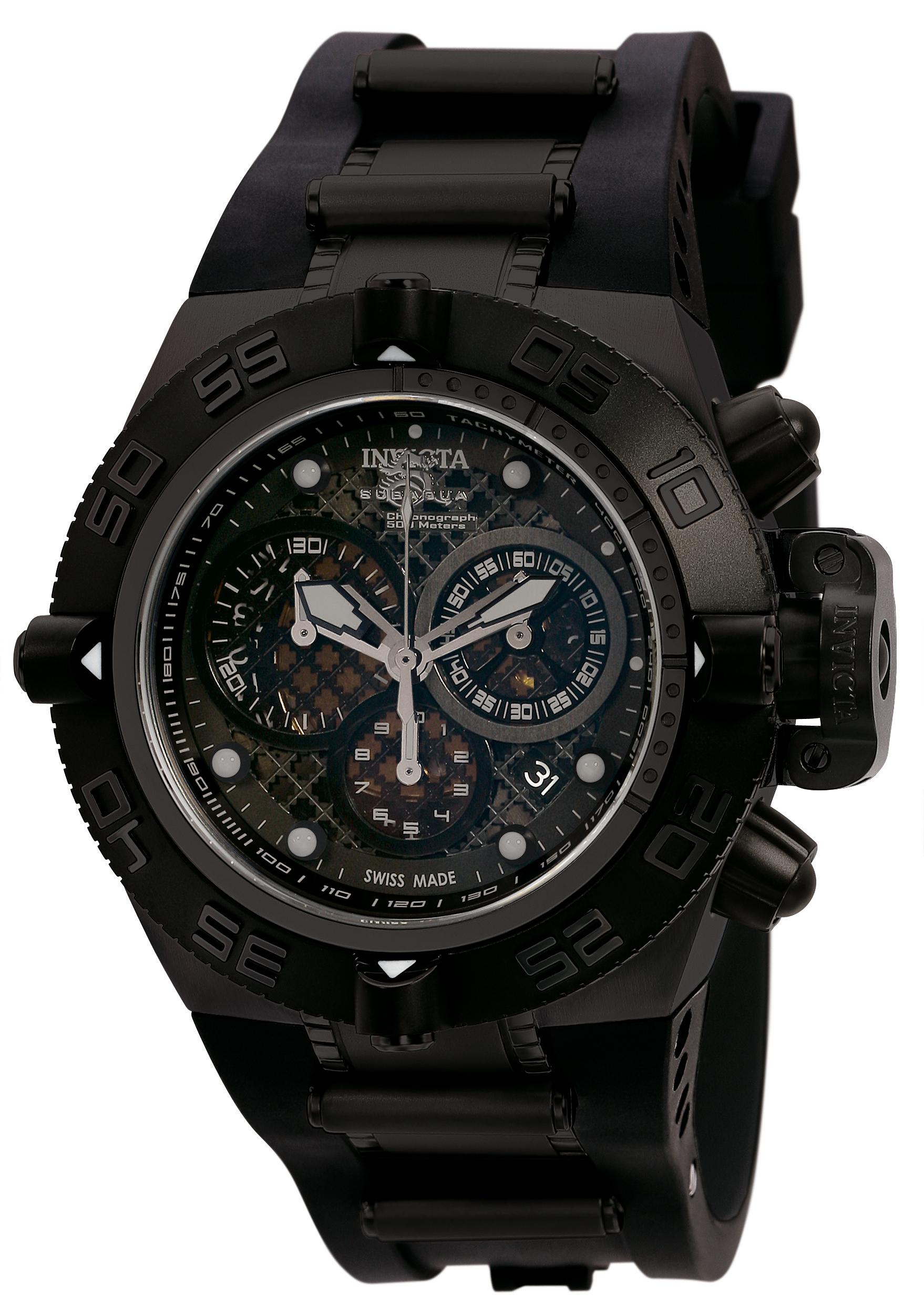 Pánské hodinky Invicta Subaqua Noma IV 0520